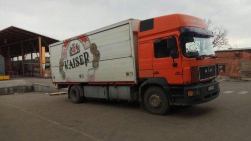 Автомобильные перевозки по г. Бишкек от 2500 сом (10 т. и выше)